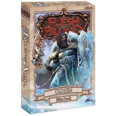Flesh and Blood: Blitz Deck (Oldhim, Elemental Guardian)