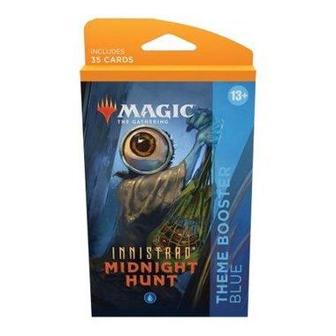 MTG: Innistrad Midnight Hunt - Theme Booster (Blue)