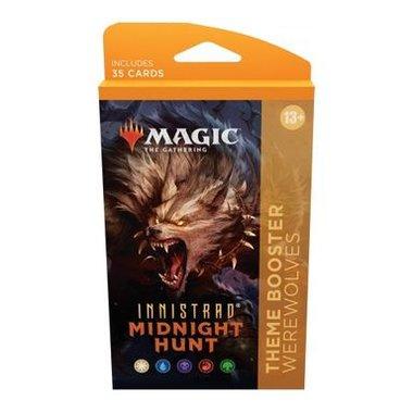 MTG: Innistrad Midnight Hunt - Theme Booster (Werewolves)