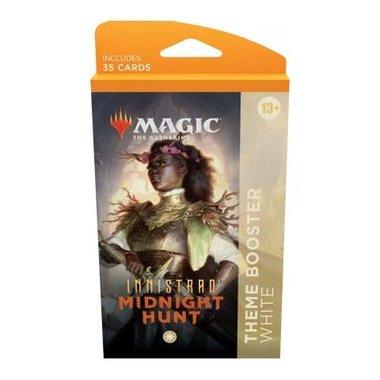 MTG: Innistrad Midnight Hunt - Theme Booster (White)