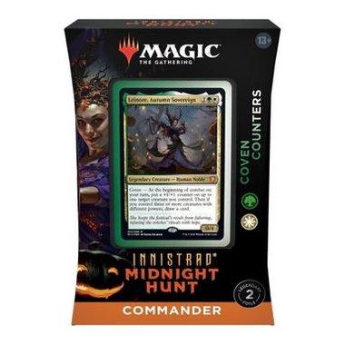 MTG: Innistrad Midnight Hunt - Commander Deck (Coven Counters)