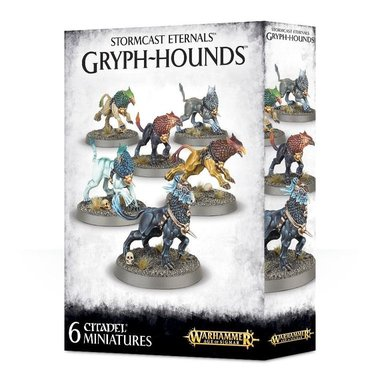 Warhammer: Age of Sigmar - Stormcast Eternals: Gryph-Hounds