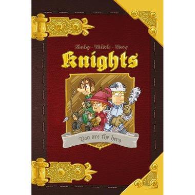 [GEMIDDELD BESCHADIGD] Comic Game: Knights