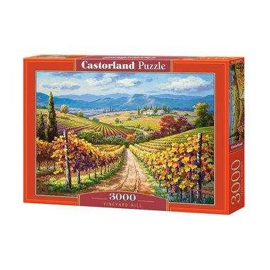 Vineyard Hill - Puzzel (3000)
