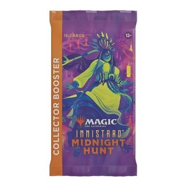 MTG: Innistrad Midnight Hunt - Collector Booster