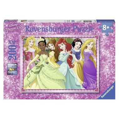 De Disney Prinsessen - Puzzel (200XXL)