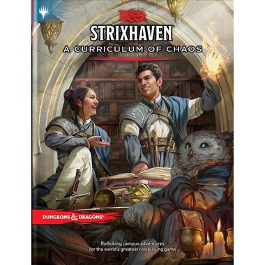 [PRE-ORDER] Dungeons & Dragons: Strixhaven Curriculum of Chaos
