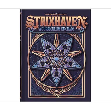 [PRE-ORDER] Dungeons & Dragons: Strixhaven Curriculum of Chaos [LIMITED EDITION]