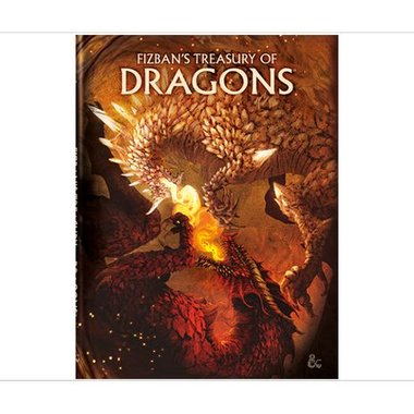 [PRE-ORDER] Dungeons & Dragons: Fizban's Treasury of Dragons [LIMITED EDITION]