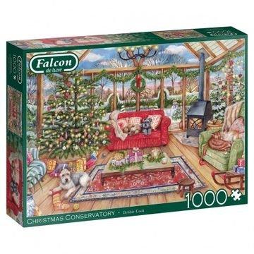Christmas Conservatory - Puzzel (1000)