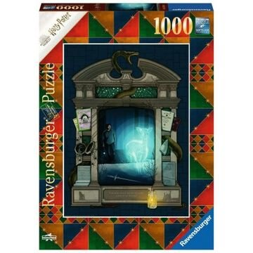 Harry Potter The Deadly Hallows 1 - Puzzel (1000)