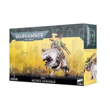 Warhammer 40,000 - Orks: Mozrog Skragbad