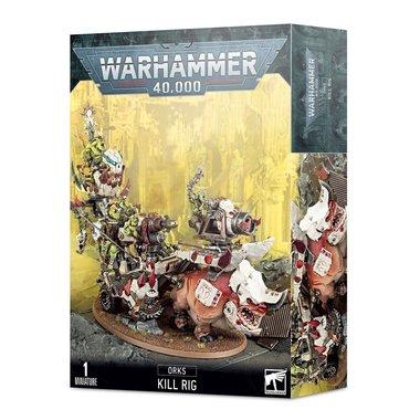 Warhammer 40,000 - Orks: Kill Rig
