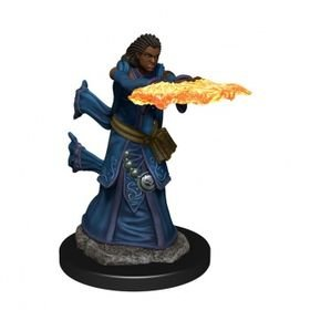 D&D Icons of the Realms: Human Wizard Female (Premium Pre-Painted Miniature)