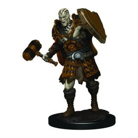 D&D Icons of the Realms: Goliath Fighter Male (Premium Pre-Painted Miniature)