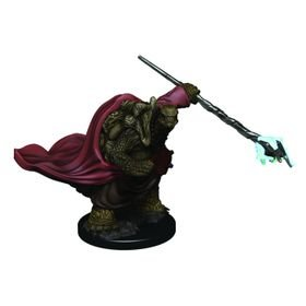 D&D Icons of the Realms: Tortle Monk Male (Premium Pre-Painted Miniature)