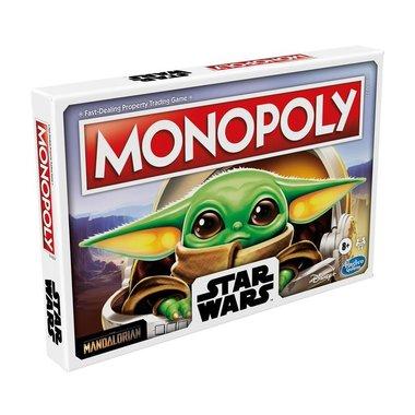 Monopoly 'The Child' Mandalorian