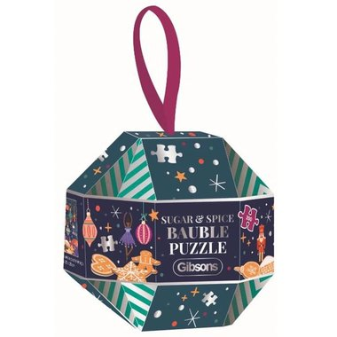 Sugar & Spice Bauble - Puzzel (200)