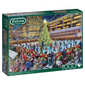 The Ice Rink - Puzzel (1000)
