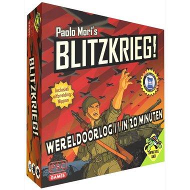 Blitzkrieg: WOII in 20 minuten