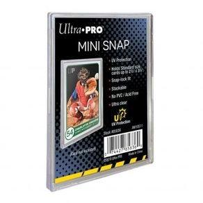 UV Mini Snap Card Holder (1x)