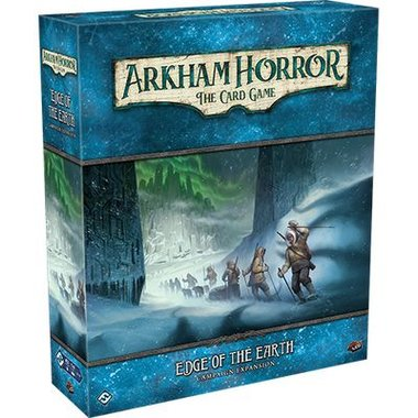 Arkham Horror: The Card Game – Edge of the Earth (Campaign Expansion)