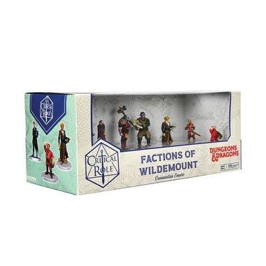 Dungeons & Dragons: Factions of Wildemount - Dwendalian Empire (Critical Role)