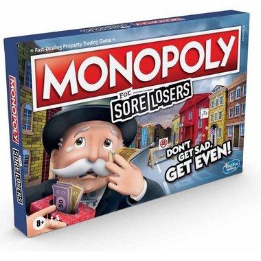 Monopoly voor Slechte Verliezers