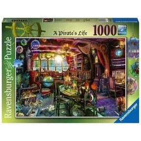 A Pirate's Life - Puzzel (1000)