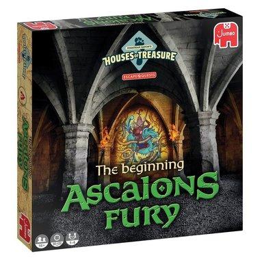 Escape Quest: Ascalons Fury