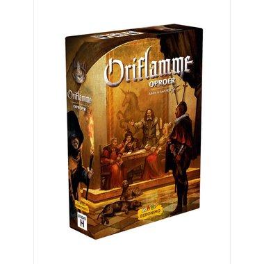 Oriflamme: Oproer