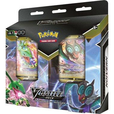 Pokémon: V Battle Deck Bundle (Rayquaza v. Noivern)
