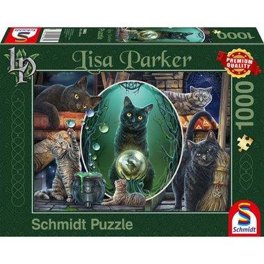 Magische Katten (Lisa Parker) - Puzzel (1000)
