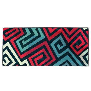 Maze Pattern Playmat (90x40cm)