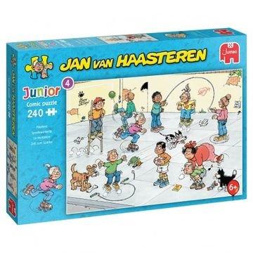 Speelkwartiertje - Jan van Haasteren Junior Puzzel (240)