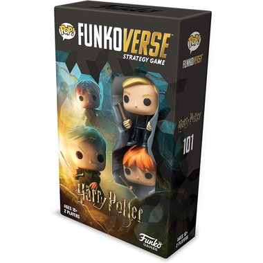 Funkoverse Strategy Game: Harry Potter 101