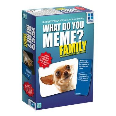 What do you Meme? Family [Nederlandse Editie]