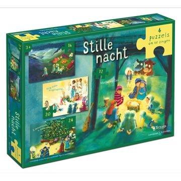 Stille Nacht - 4 in 1 Puzzel (12+16+20+24)