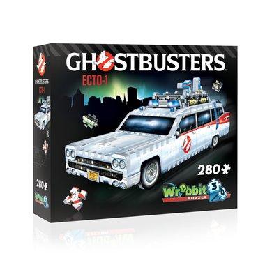 Ghostbusters ECTO-1 - Wrebbit 3D Puzzle (280)