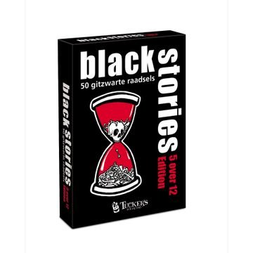 Black Stories 5 over 12
