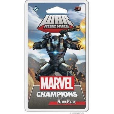 Marvel Champions: The Card Game - War Machine Hero Pack