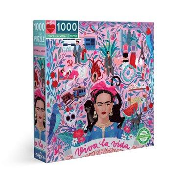 Viva La Vida - Puzzle (1000)