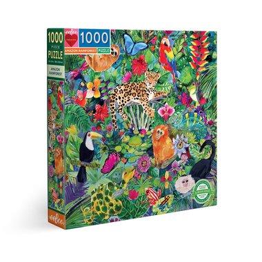 Amazon Rainforest - Puzzle (1000)