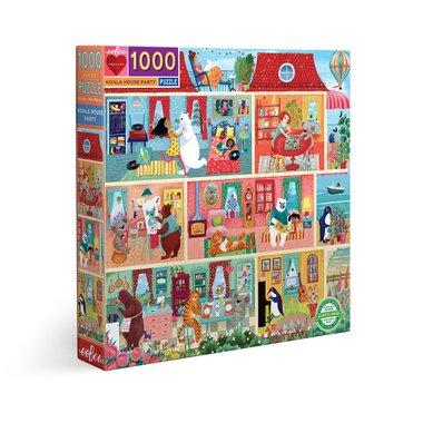 Koala House Party - Puzzle (1000)