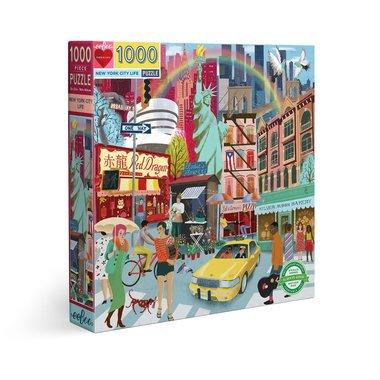 New York City Life - Puzzle (1000)
