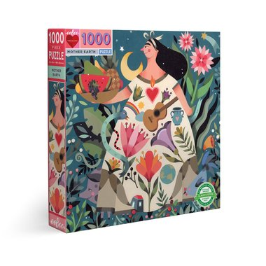Mother Earth - Puzzle (1000)