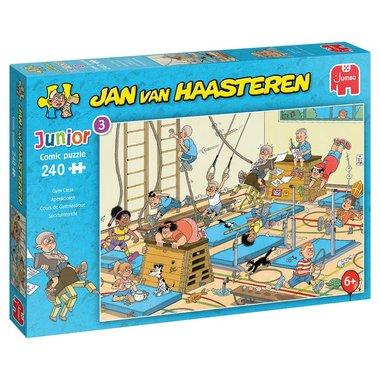 Apenkooien - Jan van Haasteren Junior Puzzle (240)
