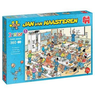 Het Klaslokaal - Jan van Haasteren Junior Puzzle (360)