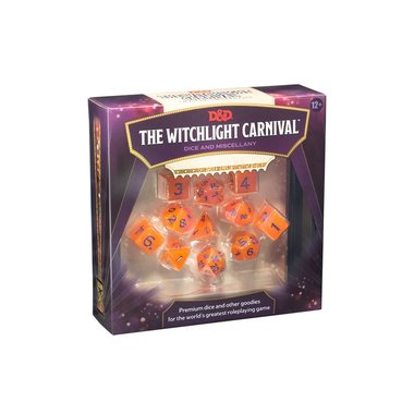 Dungeons & Dragons: The Witchlight Carnival (Dice and Miscellany)