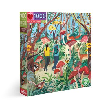 Hike in the Woods - Puzzel (1000)
